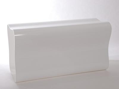 Extrus-on White
