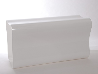 Extrus-on Blanc